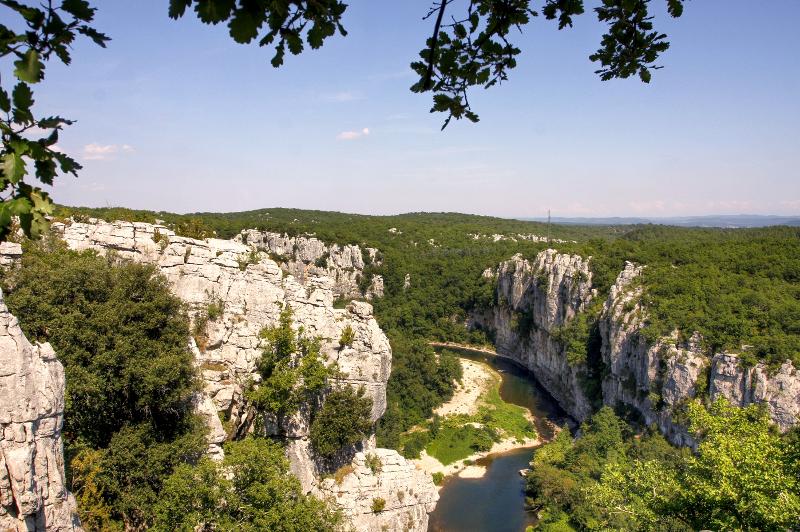 Gorges des Chazzesac