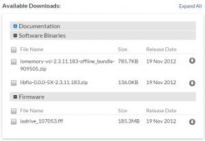 FusionIO software download